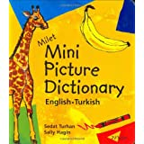 Milet Mini Picture Dictionary: English-Turkish