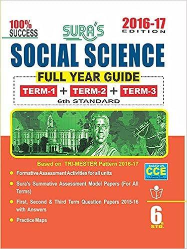 science book 6th standard social