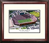University of Iowa Hawkeyes Framed Lithograph Print