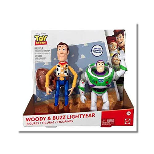 Disney Toy Story Woody & Buzz Figures, 7