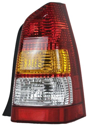 Unknown Partslink Number CH2801128 Sherman OE Replacement Jeep Cherokee//Wagoneer Passenger Side Taillight Assembly