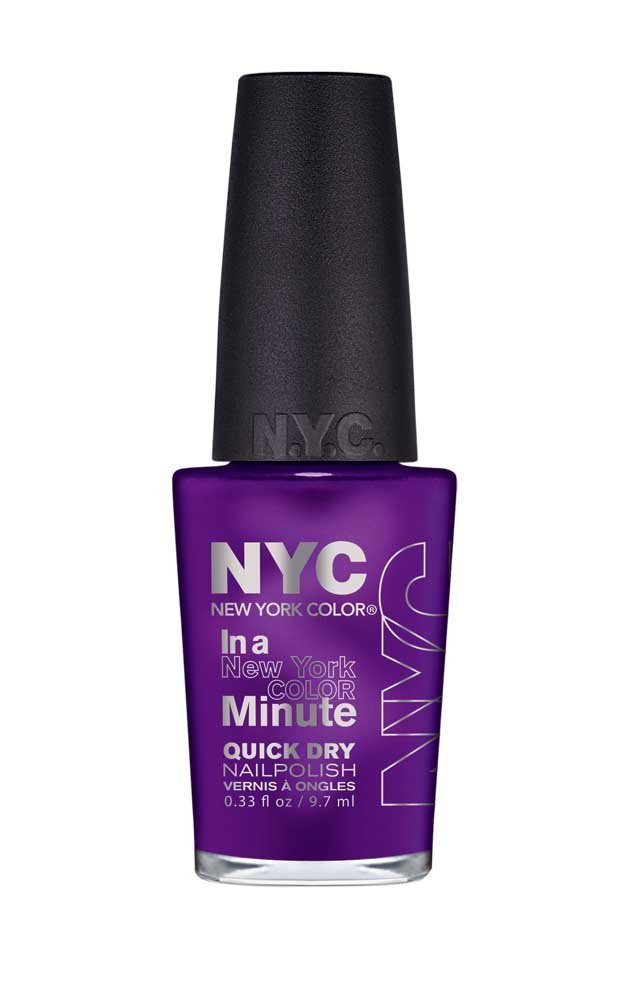 Amazon.com : New York Color Minute Quick Dry Nail Polish, #247 ...