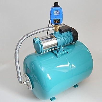 Autoclave 100 Litri Pompa 1300 Watt Controllo Protezione Contro Il