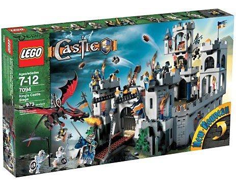 LEGO Castle King's Castle Siege