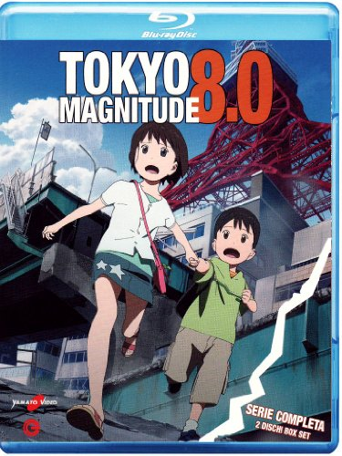 Tokyo Magnitude 8.0 (2 Blu-Ray) [Italian Edition]