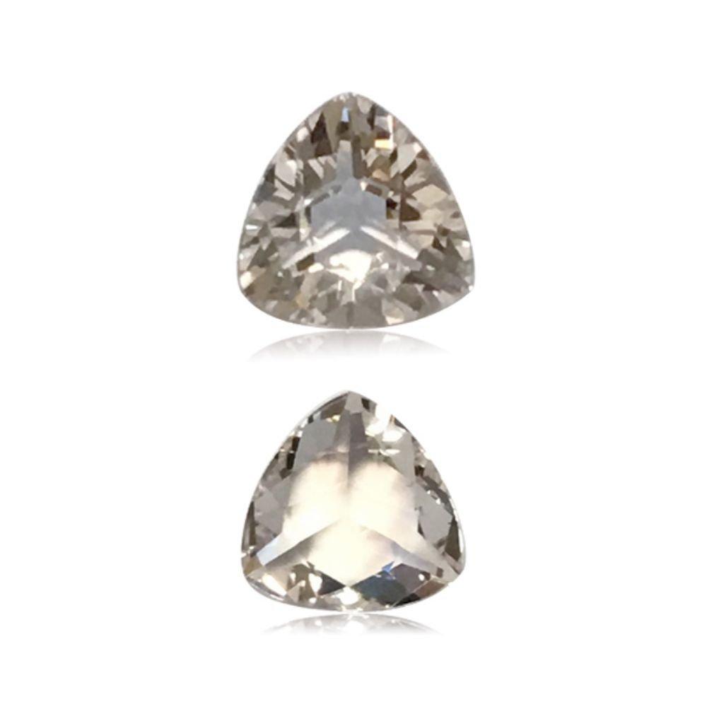 1.45 – 1.77 CTSの8.0 X 8.0 MM A + trillion-checkerカットモルガナイト(1 pc) Loose宝石   B077GY79RY