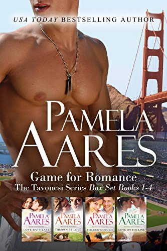 Game for Romance (Books 1-4 of the Tavonesi Series) cover