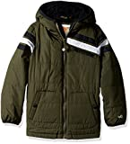 Big Chill Little Boys' Midweight Jacket, Forrest, 5