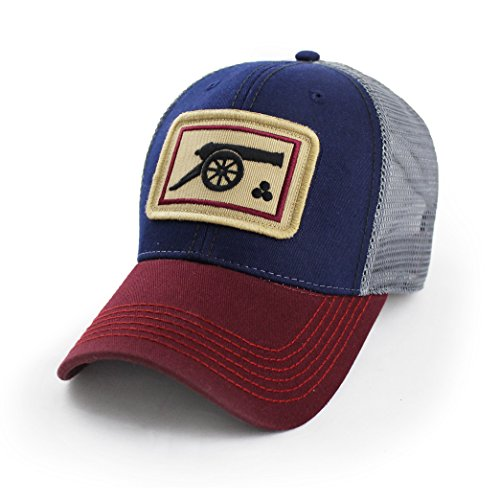 Everyday Trucker Hat, Structured, Jackson's Cannon, Patriotic ()