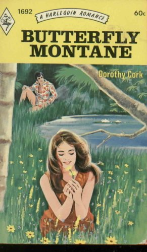 Butterfly Montane (A Harlequin Romance, 1692)