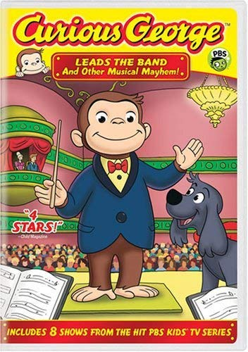 Curious George: Leads the Band and Other Musical Mayhem! -