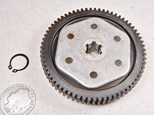 Gear Primary Driven (64-66 HONDA CT200#4 PRIMARY DRIVEN GEAR)