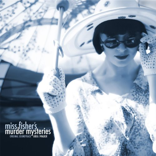 Miss Fisher's Murder Mysteries - Original Soundtrack - Exclusive Cd