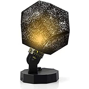 Amazon Com Huayang Chic Design Star Sky Led Night Light