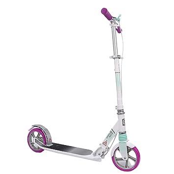 Patinete Scooter niños/Portátil para Adolescentes, Big ...