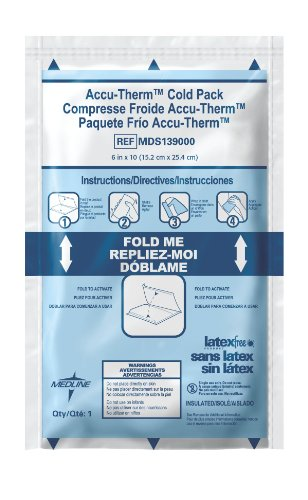 Medline MDS138010 Accu Therm Instant Packs