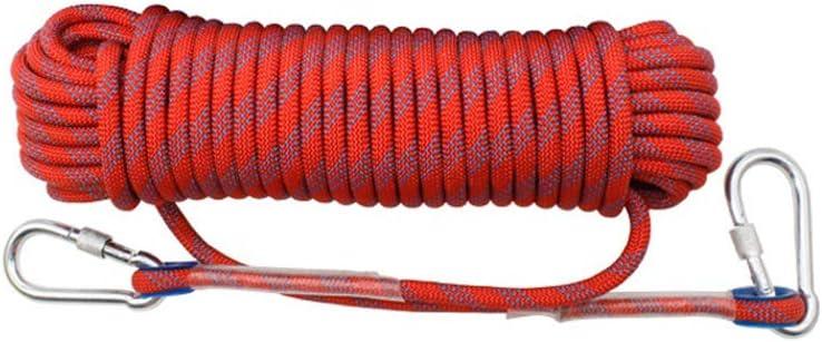 LIANCANG-Rope Cuerda para Escalar, 0.5 Pulgadas de diámetro ...