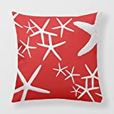 Lightinglife Decorative Pillow For Sofa Decor Decorative Cushion Cover Beach Home For The Home 18 By 18 Pillow Cover