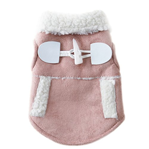 [Uniquorn 2016 Autumn And Winter New Handsome Stylish Pet Dog Clothes Warm And Comfortable Cotton Velvet Two Feet Dog] (Lady Law Costume)