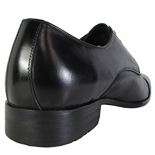 Black 2 Kenneth Wall Cap New Toe Oxford Cole Shoes Mens Wall York wPxqZnAXPR