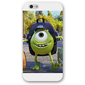 """Customized White Disney Cartoon Monsters University iPhone 6 4.7 Case, Only fit iPhone 6 4.7"""" by runtopwell"""