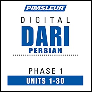 Dari Persian Phase 1, Units 1-30 Speech