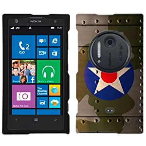 Nokia Lumia 1020 United States Army Air Corps War Plane Fuselage Phone Case Cover