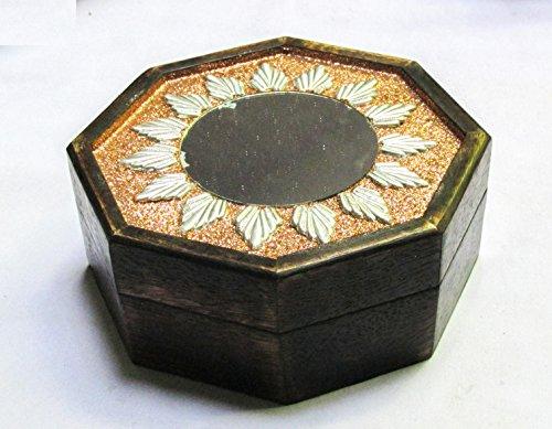 Octagonal Vase - 5