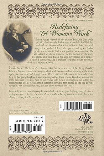 Pioneer Doctor: The Story Of A Woman's Work