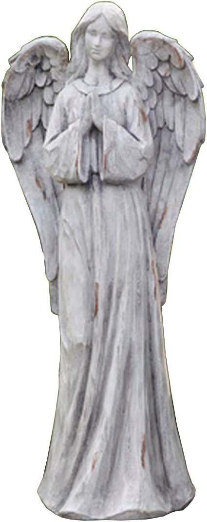Napco Praying Angel Statue, 16.25""