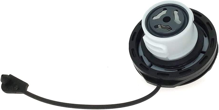 LR053665 Fuel Filler Gas Cap Cover Assembly for 2005-2013 Land Rover LR3 LR4 2006-2013 Range Rover Evoque Sport