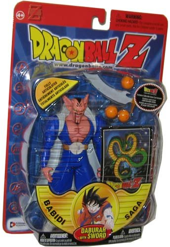 Amazon Dragonball Z Series 60 Babidi Saga Action Figure Daburah Impressive Bownloab Rade Ba Idi