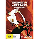Samurai Jack - The Movie DVD