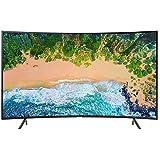 تلفزيون سامسونج الترا اتش دي الذكي، منحني - سيريز 7 UA49NU7300KXZN