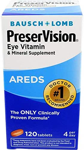 PreserVision AREDS tablets