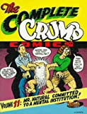 The Complete Crumb Comics, Robert Crumb, 1560971738