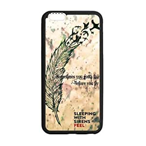 Andre-case BreathePattern-Cattle Plastic protective case cover-Apple iPhone QPlYg5Gl2B7 6 plus 5.5 case cover