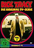 Dick Tracy - Die original TV-Serie, Vol. 1 (Episoden 1-4)