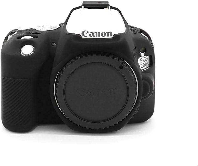 Kinokoo Silikonhülle Für Canon Eos 200d Kamera