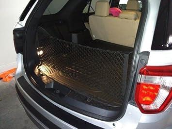 VCiiC Car Rear Cargo Elastic String Net Storage Bag Organizer Flexible Cargo Net Mesh for Toyota 4Runner 2003 04 05 06 07 08 09 10 11 12 13 14 15 2016 2017 2018 2019