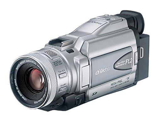 victor GR-DV3500 デジタルビデオカメラ nimiDVテープ ビクター