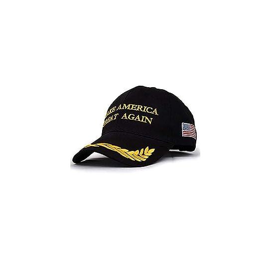 9a626e06084 Amazingforless Make America Great Again - Donald Trump 2016 Campaign Cap Hat  ((002)