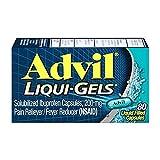 Advil Pain Relief - Liquid Gels 80 Tablets