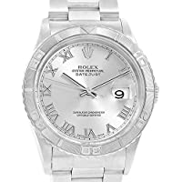 Rolex Datejust Automatic-self-Wind Male Watch 16264 (Certified Pre-Owned)