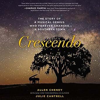 Amazon com: Crescendo: The Story of a Musical Genius Who