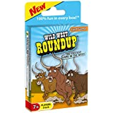Wild West Roundup Card Game, The Fastest Game in the West