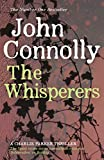 The Whisperers by John Connolly front cover