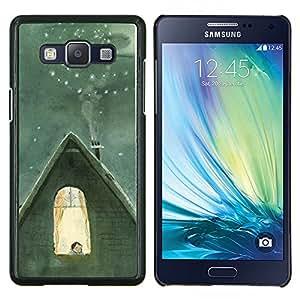 Stuss Case / Funda Carcasa protectora - Invierno famoso Catia Chien Núcleo - Samsung Galaxy A5 ( A5000 ) 2014 Version