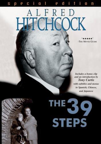 the 39 steps dvd - 4