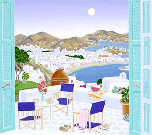 McKnight Mykonos Terrace